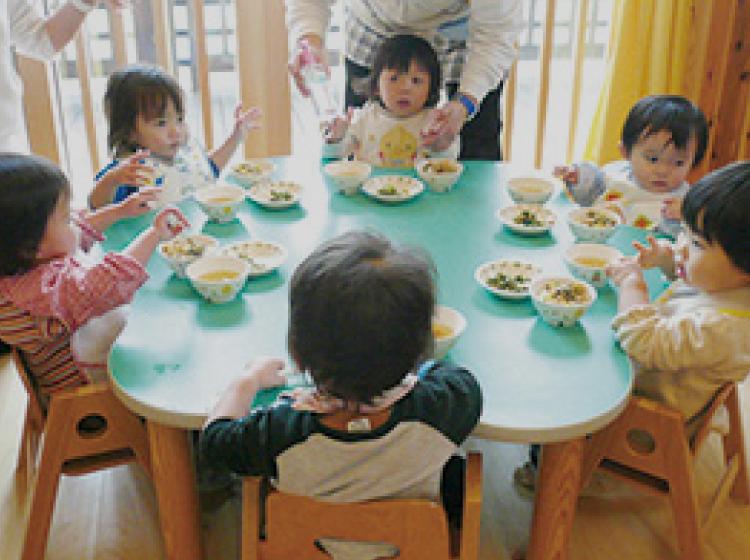 保育園導入プログラム